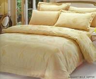 Нежное однотонное постельное белье от Le Vele