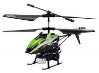 Вертолёт 3-к микро и/к BUBBLE Copter мыльные пузыри