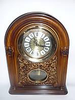 Настольные интерьерные часы с маятником, кварцевые, часы-сувенир, подарочные, сувенирные часы