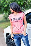 Футболка Celine Paris  №202  (Гл)