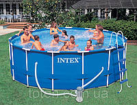 Каркасный бассейн Intex 28236 (54946) Metal Frame Pool (457х122)