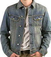 Джинсовая куртка Lee - Bossman