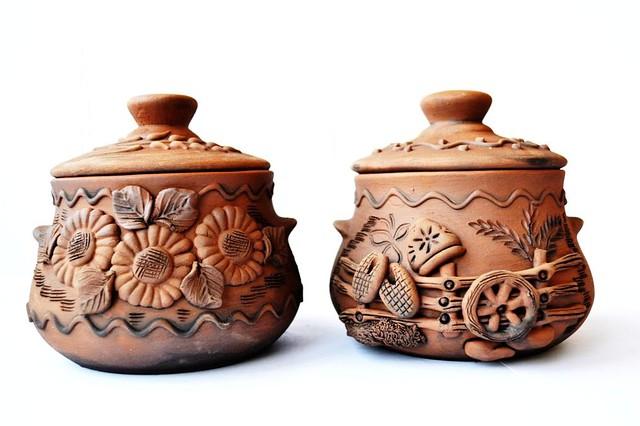 Гончарные изделия из глины своими руками
