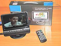 Телевизор монитор 7'' (USB+SD+FM+AV) + пульт