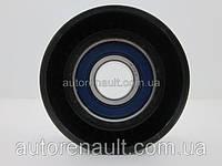 Ролик паразитный ремня генератора (+AC) на Рено Трафик II - Renault (оригинал) 8200981266
