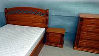 Кровать из натурального дерева Венеция 1, 1600*2000