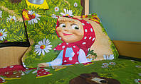 Полуторный детский комплект  Большая стирка
