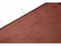 "Алькантара коричневый Южная Корея ""мокко"" 90х145 см."