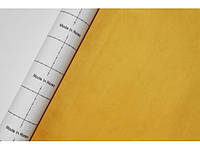 Самоклеющаяся Алькантара Южная Корея желтый 90х145 см.