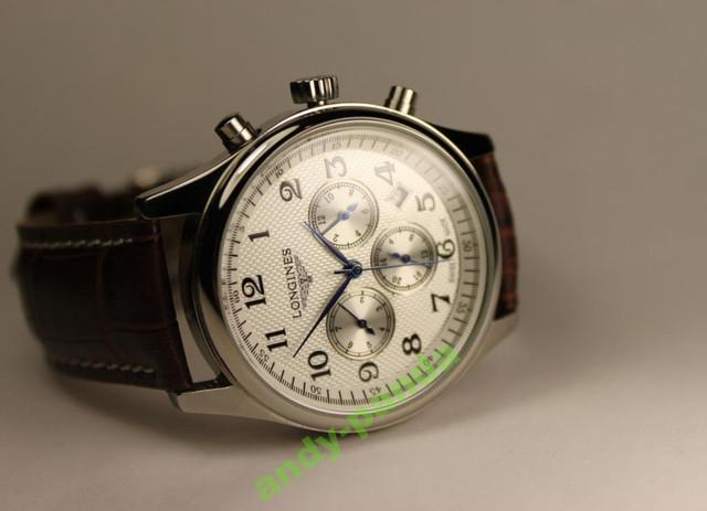 вам мужские часы longines master collection механика кто-то ввёл