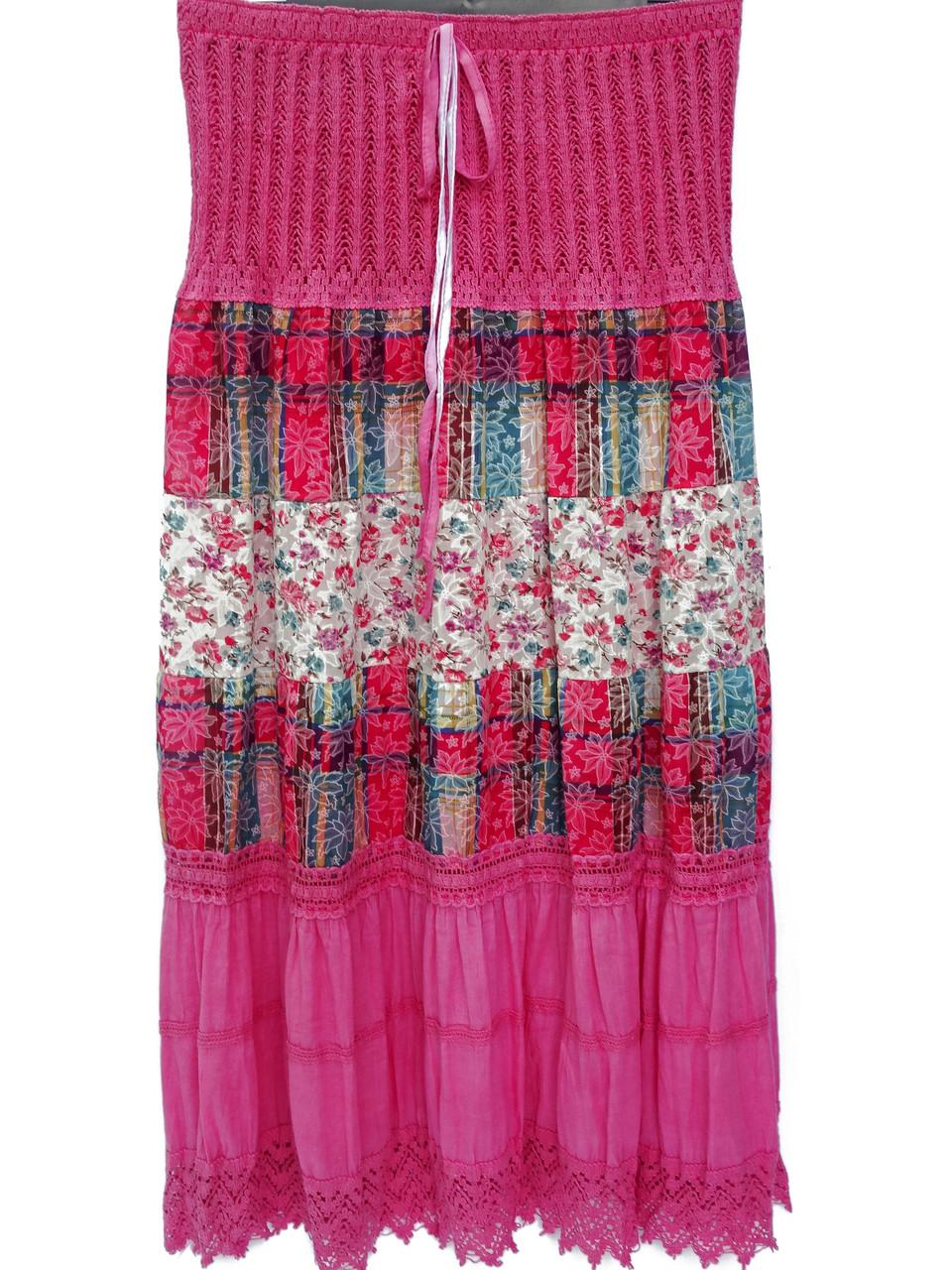 Длинные красивые юбки доставка
