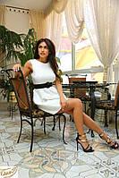 Платье стильное летнее 2074 ш гербера $, фото 1