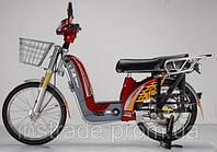 Электровелосипед BL-XCG синий
