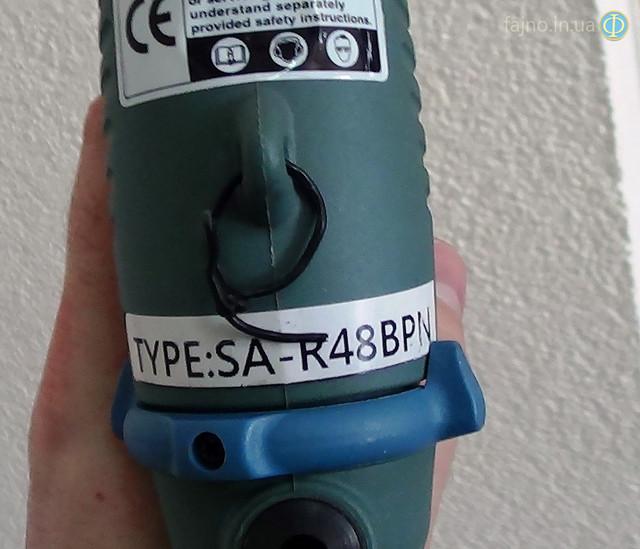 Пневмошуруповерт VGL SA-R48BPN Air Pro  фото 2