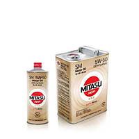 Моторное масло Mitasu 5W50 4литра