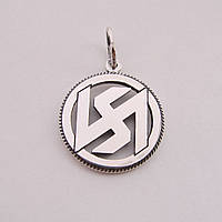 """""""Символ Стрибога"""" подвес из серебра 925 пробы"""