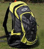 Велосипедный рюкзак b-soul Yellow