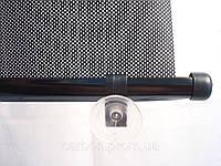 Шторки автомобильные раздвижные солнцезащитные на присосках 2Х45 42645 CarCommerce