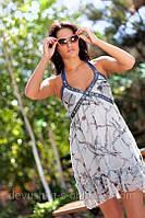 Платье шифон камни дг900, фото 1