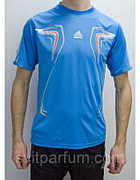 Мужская футболка Адидас из полиэстера, мужские футболки, дешевые майки и футболки