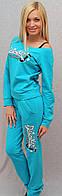 Спортивный костюм голубой, фото 1