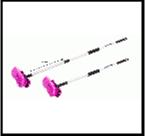 Щетка для мытья автомобилей телескопическая sb3042 (длина 130 см.)