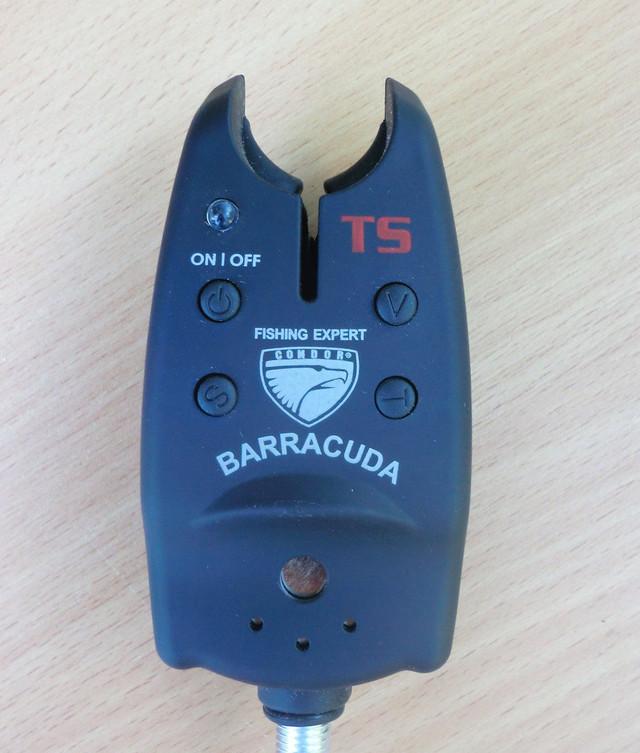 Купить сигнализаторы поклевки барракуда
