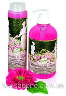 Мыло-гель для лица и душа Эмоции в Тоскане - Цветочный сад  500ml
