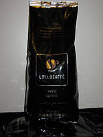 Кофе в зернах Lollo caffe  nero espresso Лолло Кафе Неро Эспрессо 1000 гр