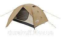 Трехмесная палатка Terra Incognita Omega 3 песочная