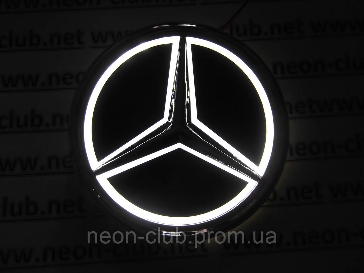 Как сделать значок мерседес своими руками. бортжурнал Mercedes-Benz 27