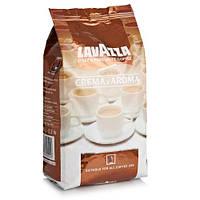 Зерновой кофе в зернах Lavazza Crema e Aroma 1кг