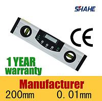 Лазерный уровень SHAHE 200мм