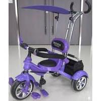 Трехколесный велосипед Mars trike фиолетовый