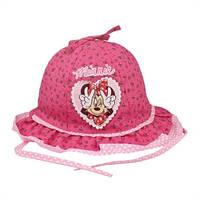 Детская панамка Минни розовая, Дисней (Disney)