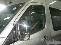 Дефлекторы окон (ветровики) Mercedes Sprinter New