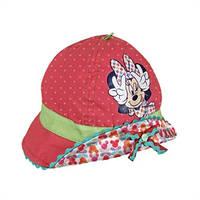 Детская шляпка Минни коралловая, Дисней (Disney)
