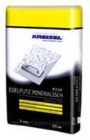 P110 Kreisel (Крайзель) Минеральная декоративная штукатурка фактуры «короед», 3 мм, 25 кг