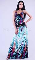 Длинное платье   в пол от полиит Poliit: Платье 8857