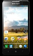 Смартфон Lenovo P780, смартфон на 2 sim, черный, дисплей 5'', камера 8 Мп, Anroid 4,2