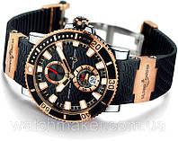Мужские часы Ulysse Nardin Maxi Marine chronograph