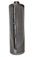 Фильтр для водоемов и колодцев из нержавеющей стали.