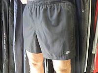 Шорты Nike   чёрные.Размеры S M L X 2X 3X