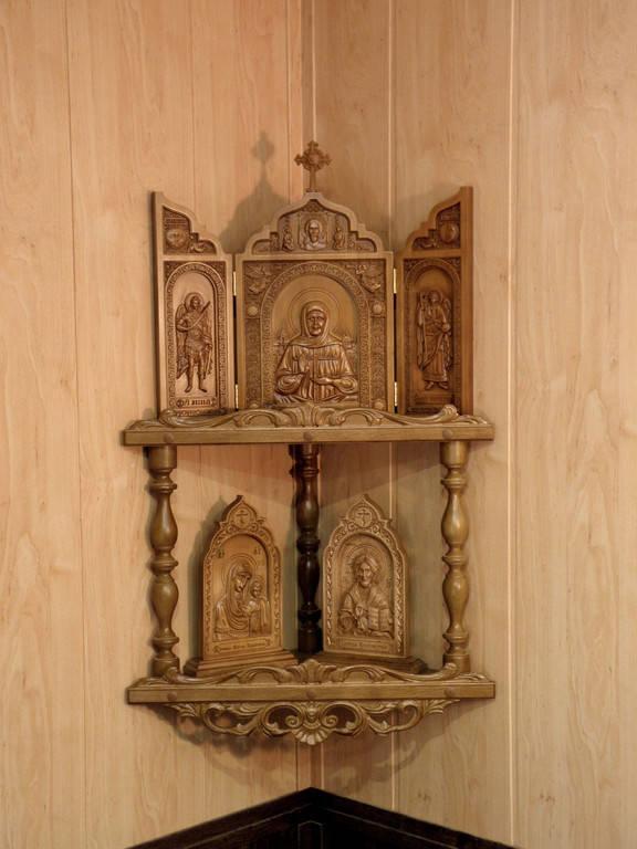 Домашний иконостас своими руками 108