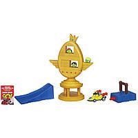 Angry Birds Go! Jenga Trophy Cup Challenge Game настольная игра
