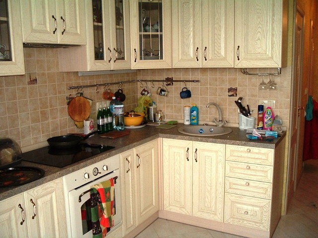 Как правильно собирать кухню