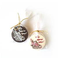 Подарки гостям Вашего Праздника. Шоколадки с вашим пожеланием