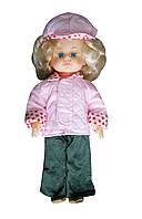 Кукла Пупс с набором одежды по сезонам девочка. Производства Украина.