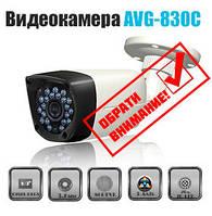 Видеокамера цветная наружная Avigard AVG830C