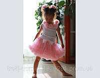 Пышные юбки розовые
